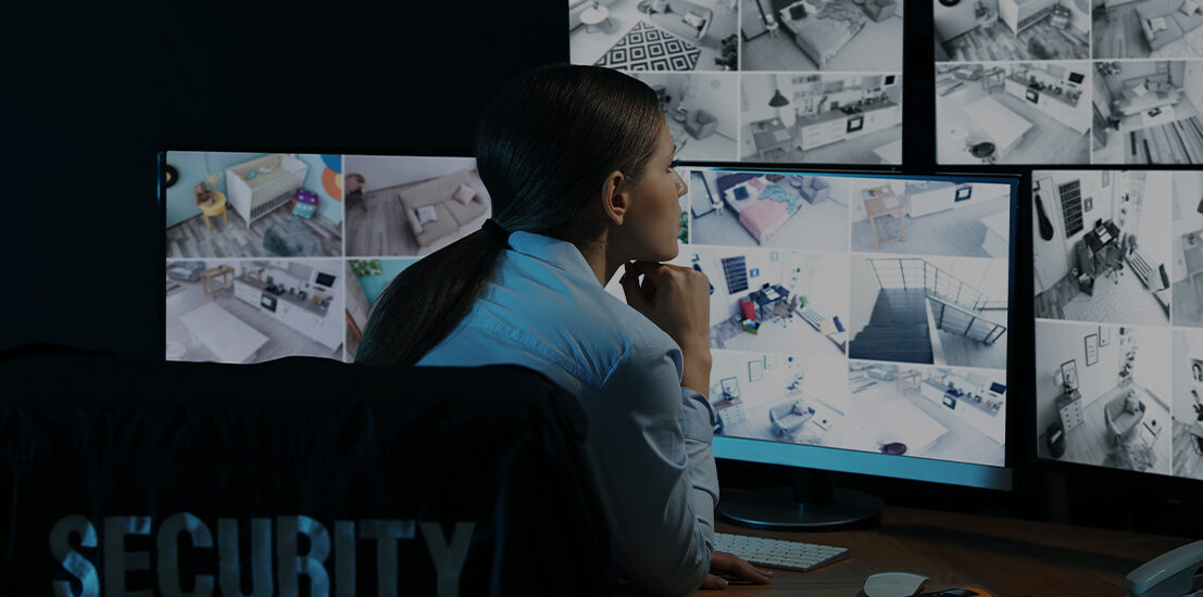 Video Surveillance Systems Installation
